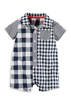 Carter's Checkered Romper