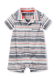 Carter's® Striped Romper