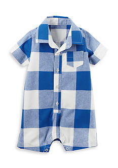 Carter's® Checkered Romper