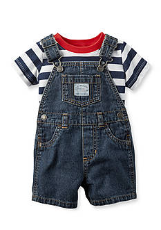 Carter's® 2-Piece Jean Shortall Set