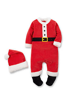 Carter's 2-Piece Velour Santa Suit