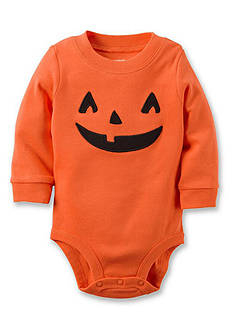 Carter's® Pumpkin Collectible Bodysuit