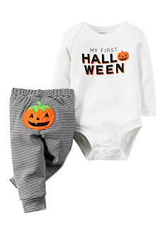 Carter's 2-Piece Halloween Bodysuit & Pant Set