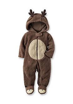 Carter's Reindeer Jumpsuit