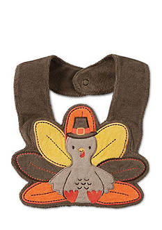 Carter's Turkey Terry Teething Bib