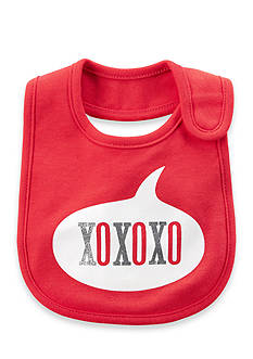 Carter's XOXO Teething Bib