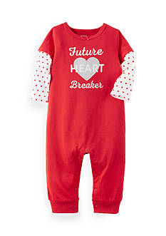 Carter's® Future Heart Breaker Collectible Jumpsuit
