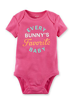 Carter's® 'Every Bunny's Favorite Baby' Bodysuit Baby/Infant Girls