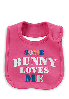 Carter's Easter Teething Bib