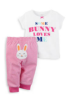 Carter's 2-Piece Easter Top and Pants Set