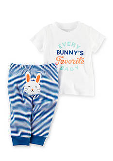 Carter's® 2-Piece Easter Top and Pant Set