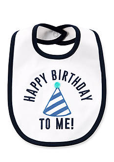 Carter's Happy Birthday Teething Bib