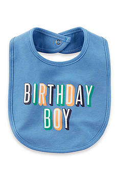 Carter's Birthday Boy Teething Bib
