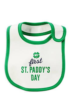 Carter's® 'My First St. Paddy's Day' Bib