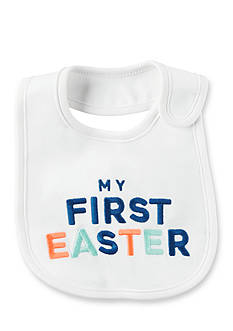 Carter's 'My First Easter' Bib