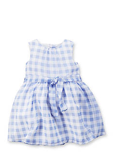 Carter's® 2-Piece Plaid Dress Set