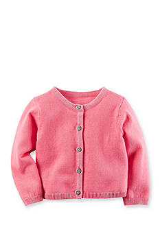 Carter's® Button Front Cardigan Baby/Infant Girl