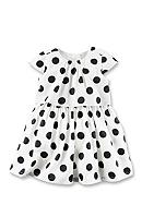 Carter's® Sateen Polka Dot Dress