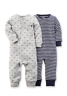 Carter's® 2-Pack Printed Coveralls