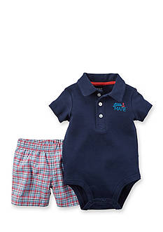 Carter's® 2-Piece 'Little Mate' Short Set