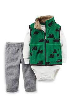 Carter's 3-Piece Little Vest Set