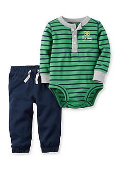 Carter's 2-Piece Bodysuit And Pant Set