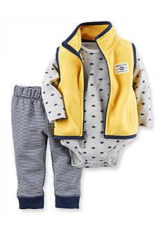 Carter's 3-Piece Little Vest Set Baby/Infant Boy