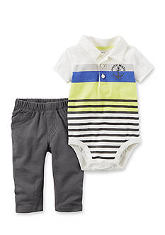 Carter's® 2-Piece Bodysuit and Pant Set