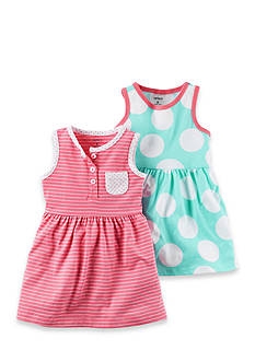 Carter's 2-Pack Dress Set