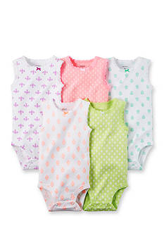 Carter's® 5-Pack Assorted Bodysuits