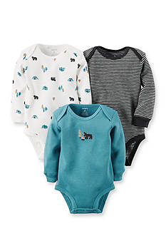Carter's® 3-Pack Wild Bodysuits
