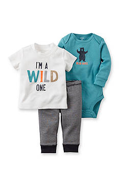 Carter's® 3-Piece Wild One Pajama Set