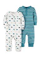 Carter's® 2-Pack Coveralls