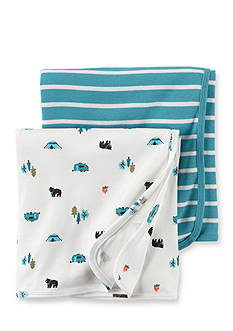Carter's® 2-Pack Swaddle Blankets