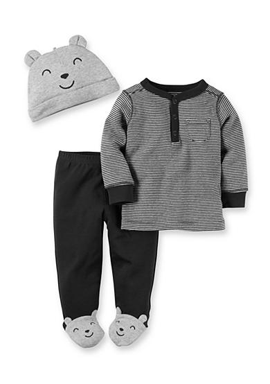 Carter's® 3-Piece Bear Pajama Set