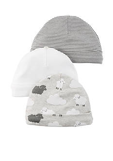 Carter's® 3-Pack Sheep Caps
