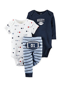 Carter's® 3-Piece Football Pants Set