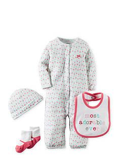 Carter's® 4-Piece Geo Pajama Set