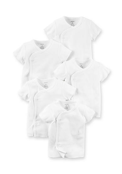 Carter's® 5-Pack Sidesnap Bodysuits