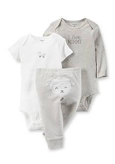 Carter's® 3-Piece Lamb Pant Set