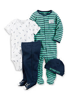 Carter's® 4-Piece Take-Me-Home Set