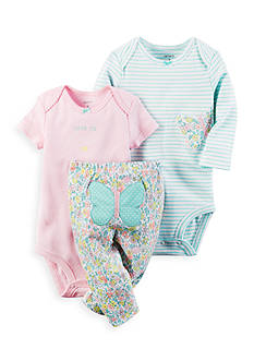 Carter's® 3-Piece Little Character Pant Set