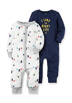 Carter's® 2-Pack Babysoft Coveralls