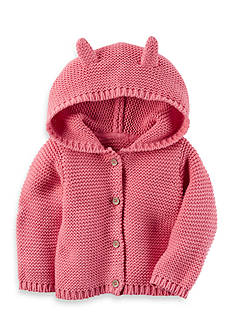 Carter's Hooded Cardigan