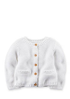 Carter's® Button Front Sweater