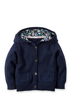 Carter's® Button Front Cardigan
