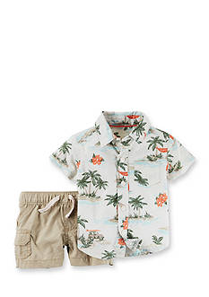 Carter's® 2-Piece Shorts Set