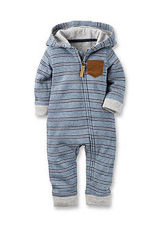Carter's French Terry Jumpsuit