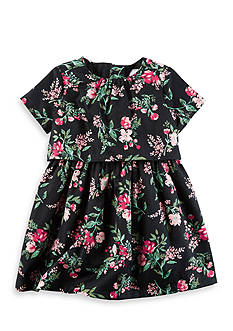 Carter's® Floral Sateen Dress
