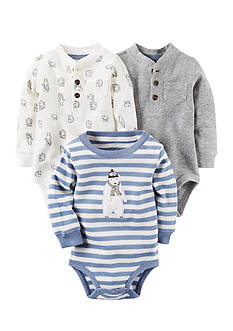 Carter's® 3-Pack Bodysuits